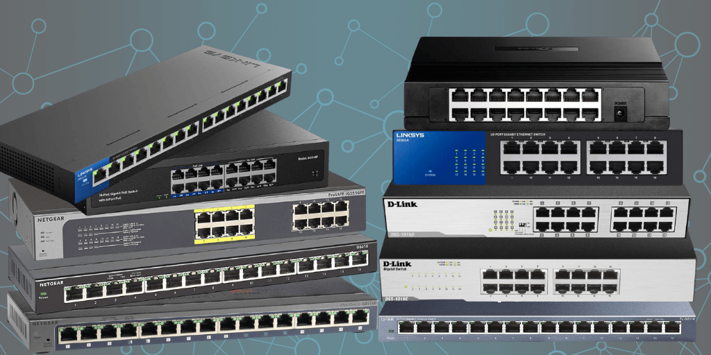 Best 16-Port Ethernet Switches in 2020