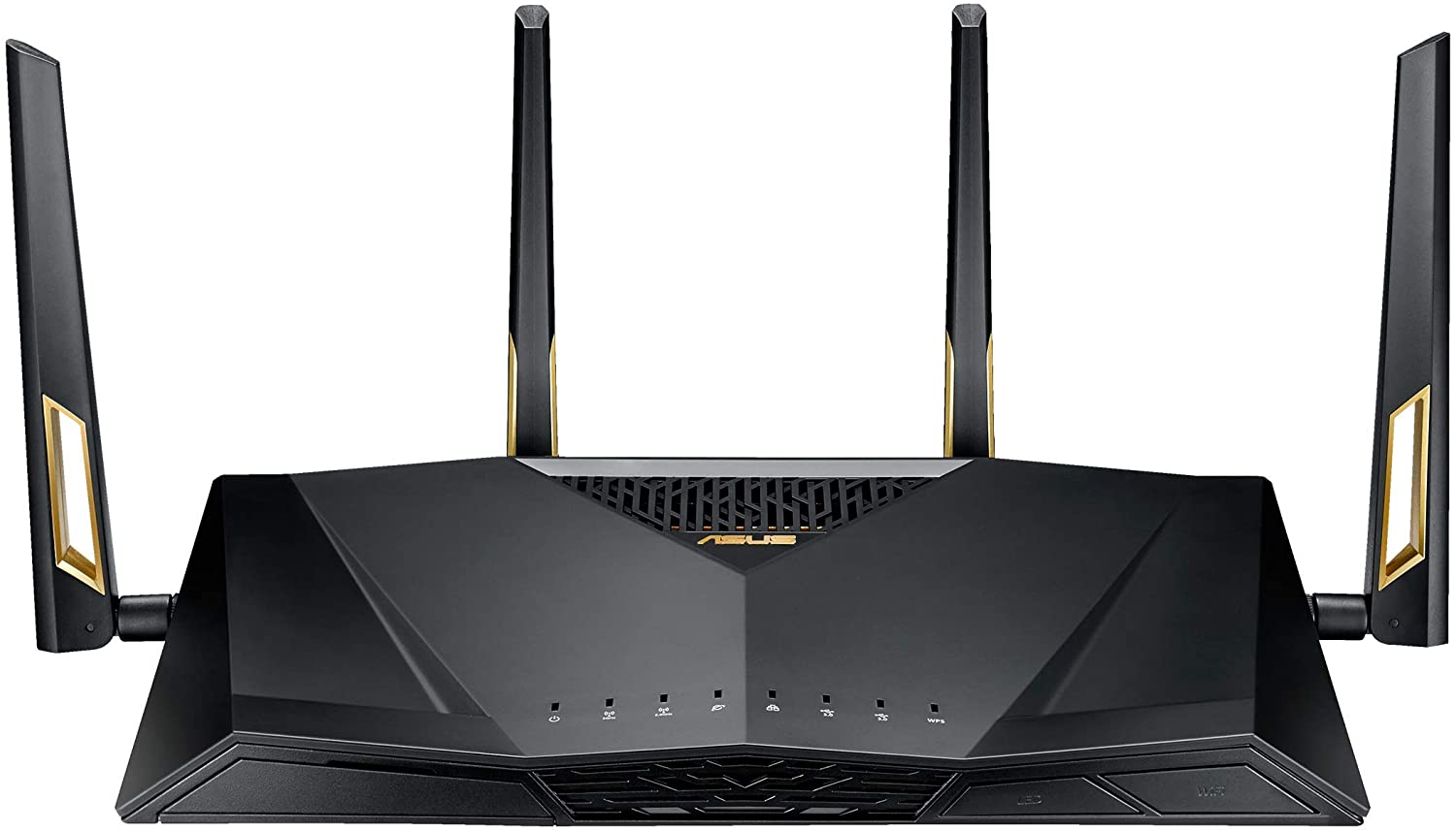 Asus RT-AX88U AX6000 Dual-Band Wi-Fi Router, AiMesh Compatible for Mesh Wi-Fi System