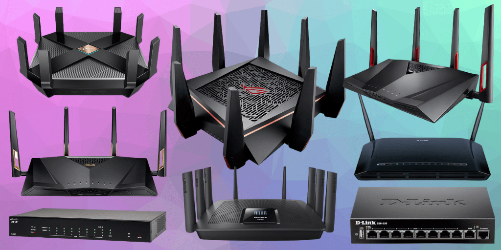 Best 8-Port Routers