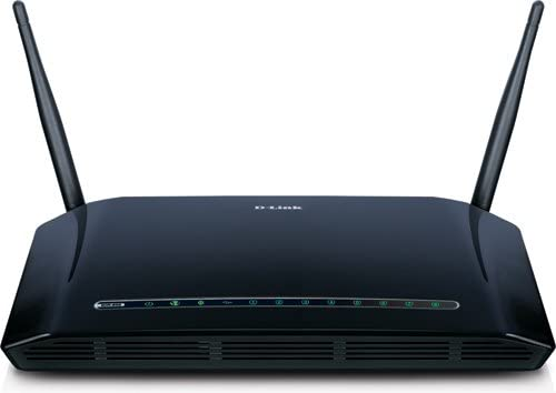 D-LINK DIR-632 Wireless-N 8-Port Router