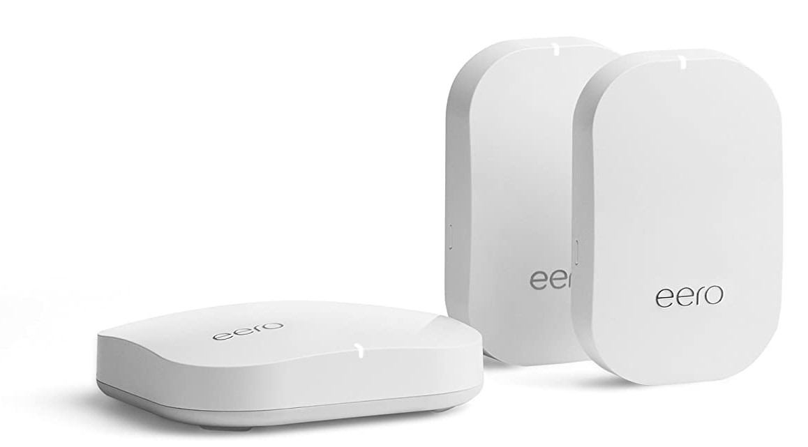 eero Home Wi-Fi System for Alexa